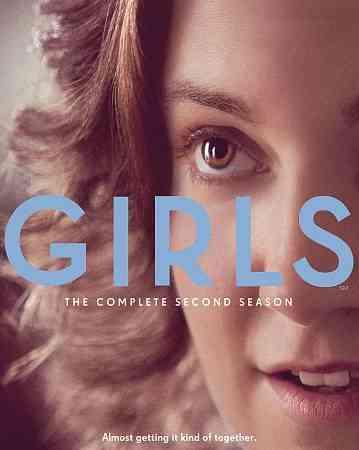 GIRLS:COMPLETE SECOND SEASON BY GIRLS (DVD)